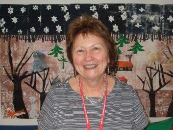 Lorna Stewart, Headteacher of Craigroyston Primary School